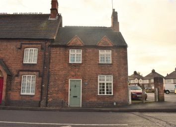 Thumbnail 2 bed cottage for sale in Watling Street, Mancetter, Atherstone