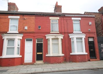 Thumbnail Terraced house for sale in Holbeck Street, Anfield, Liverpool