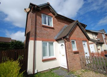 Thumbnail 2 bed end terrace house for sale in Woodend Road, Woolwell, Plymouth