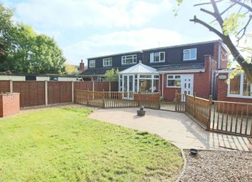 Thumbnail 3 bed semi-detached house for sale in Malthouse Lane, Bradley, Stafford