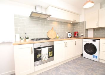 Thumbnail 2 bed flat for sale in Schofield Walk, London