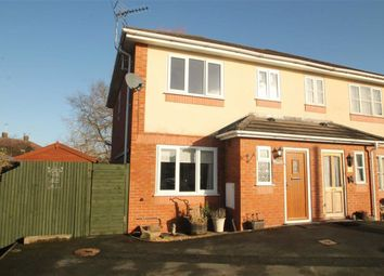 Thumbnail 3 bed semi-detached house for sale in Station Road, Weston Rhyn, Oswestry