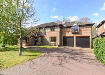 Thumbnail 5 bed detached house for sale in Dukeswood, Chestfield, Whitstable