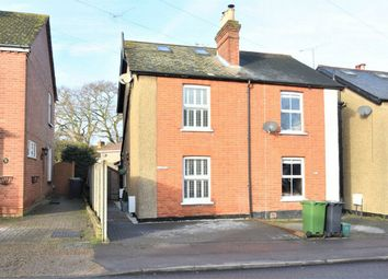 3 bed semi-detached house for sale in Macdonald Road, Lightwater, Surrey GU18