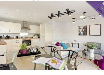 Thumbnail 4 bed semi-detached house for sale in Bulwark Way, Brooklands, Milton Keynes