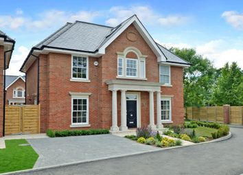 Thumbnail 5 bed detached house for sale in Iris Gardens, Embercourt Road, Thames Ditton, Thames Ditton