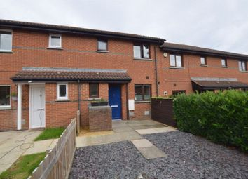 Thumbnail 3 bed terraced house for sale in Fossey Close, Shenley Brook End, Milton Keynes