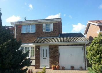 Thumbnail 3 bedroom detached house to rent in Langford Drive, Boldon Colliery
