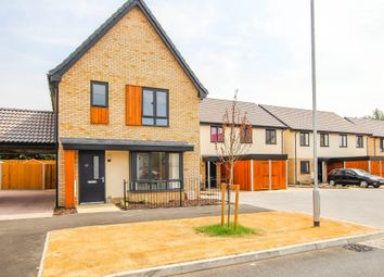 Thumbnail 3 bed semi-detached house for sale in Eastfield, Cambridge