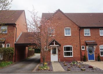 Thumbnail 3 bed end terrace house for sale in Dahn Drive, Ludlow