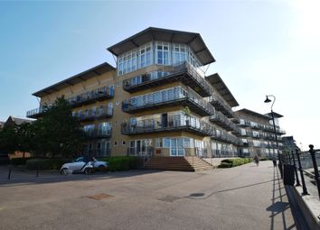 Thumbnail 2 bed flat for sale in Portland Place, Greenhithe, Kent