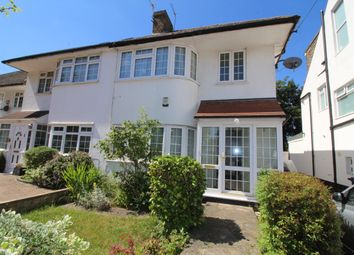 Thumbnail 4 bed semi-detached house to rent in Edgware, London