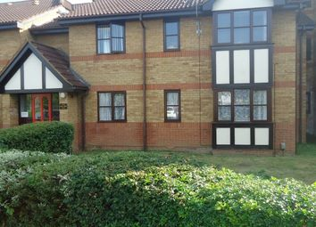 Thumbnail 1 bed flat for sale in 190 Redwood Grove, Bedford, Bedfordshire