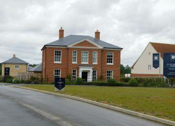 Thumbnail 5 bed detached house to rent in Oak Avenue, Loddon, Norwich