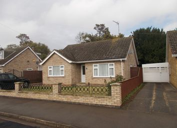 Thumbnail 3 bed bungalow to rent in Lea Gardens, Peterborough