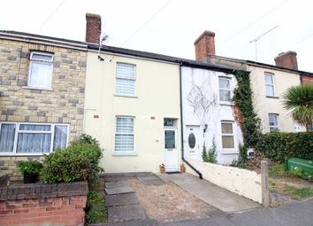 Thumbnail 2 bedroom terraced house for sale in Lake Road, Hamworthy, Poole
