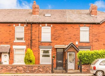 Thumbnail 4 bed terraced house for sale in Higher Bents Lane, Bredbury, Stockport, Cheshire