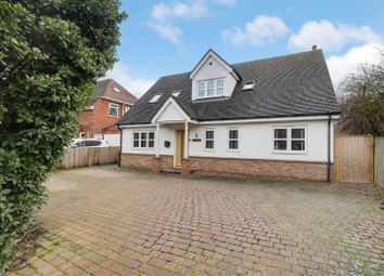 4 bed detached bungalow for sale in Maidstone Road, Danaway, Sittingbourne ME9