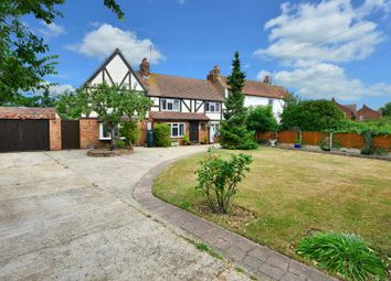 Thumbnail 3 bed cottage for sale in St. Johns Road, Swalecliffe, Whitstable
