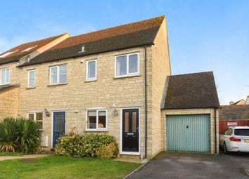 Thumbnail 2 bed semi-detached house to rent in Witney, Witney