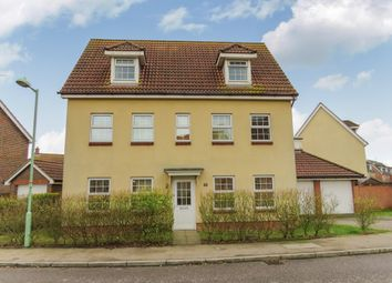 Thumbnail 5 bed detached house for sale in Terry Gardens, Kesgrave, Ipswich