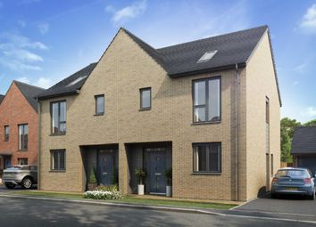 Thumbnail 3 bed semi-detached house for sale in Beat, Meaux Rise, Kingswood, Hull