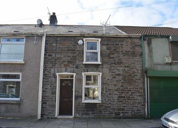 Thumbnail 2 bed terraced house to rent in John Street, Aberdare, Rhondda Cynon Taf