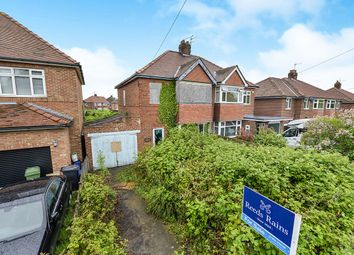 Thumbnail 3 bed semi-detached house for sale in Shipton Road, York