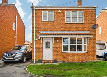 Thumbnail 3 bed detached house for sale in Fieldside Close, Thorngumbald