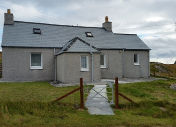 Thumbnail 3 bed detached house for sale in Ardveenish, Isle Of Barra