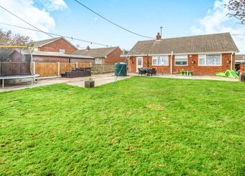 Thumbnail 3 bedroom detached bungalow for sale in California Avenue, Scratby, Great Yarmouth