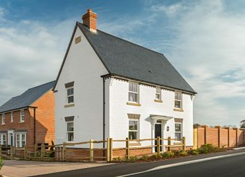 "Thumbnail 3 bedroom detached house for sale in ""Hadley"" at Kentidge Way, Waterlooville"