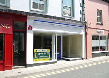 Thumbnail Office to let in Bridge Street, Aberystwyth, Ceredigion