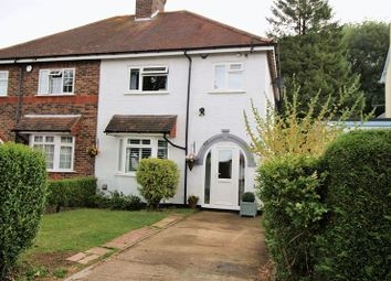 Thumbnail 3 bed semi-detached house for sale in Buckland Road, Lower Kingswood, Tadworth