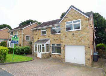 Thumbnail 4 bed detached house for sale in Bilsdale Way, Baildon, Shipley