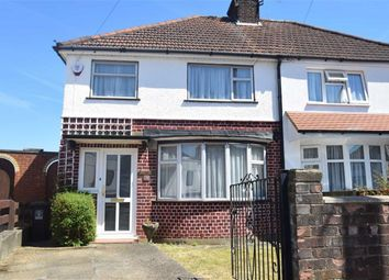 Thumbnail 3 bed semi-detached house for sale in Pomeroy Crescent, North Watford, Herts