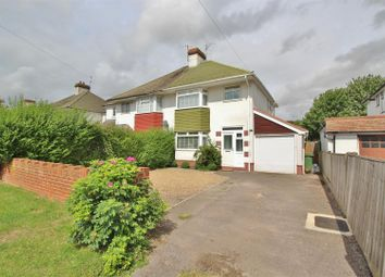 Thumbnail 3 bed semi-detached house for sale in Winchester Road, Basingstoke