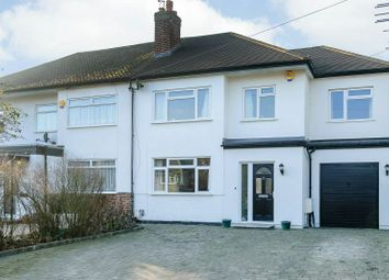 Thumbnail 5 bed semi-detached house for sale in East Towers, Pinner, Middlesex
