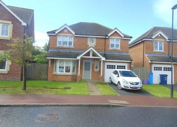Thumbnail 4 bed detached house to rent in Chapel Grange, Westerhope, Newcastle Upon Tyne