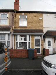 Thumbnail 3 bed terraced house for sale in Newland Road, Bordesley Green