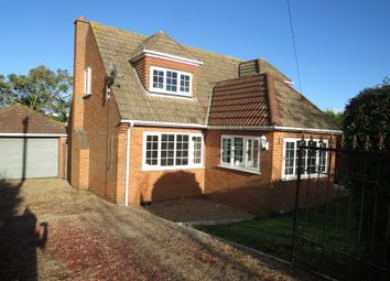 Thumbnail 3 bed detached house for sale in Belle Eau Park, Bilsthorpe, Newark