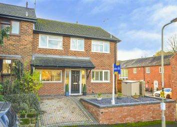 Thumbnail 3 bed semi-detached house for sale in Main Street, Hemington, Derby