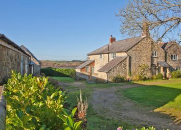 Thumbnail 3 bed semi-detached house for sale in Roud, Ventnor