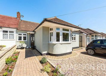 Thumbnail 2 bed semi-detached bungalow for sale in Rosslyn Avenue, Chingford