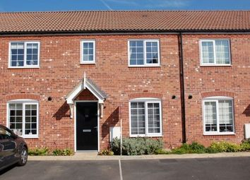 Thumbnail 3 bedroom terraced house for sale in The Furrows, Moulton, Northampton