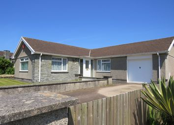 Thumbnail 3 bed detached bungalow for sale in Bowglas Close, Ludgvan, Penzance, Cornwall.