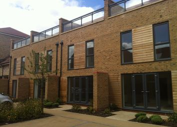 Thumbnail 4 bed terraced house to rent in Yeoman Drive, Off Huntingdon Road, Cambridge