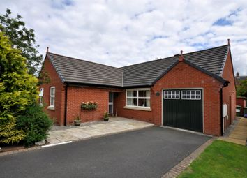Thumbnail 3 bed detached bungalow for sale in 8 The Paddocks, Thursby, Carlisle, Cumbria