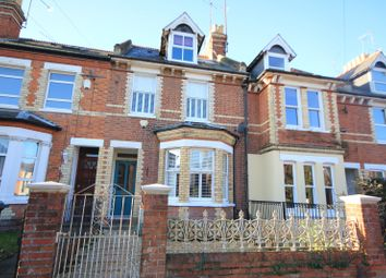 Thumbnail 4 bed terraced house for sale in College Road, Reading