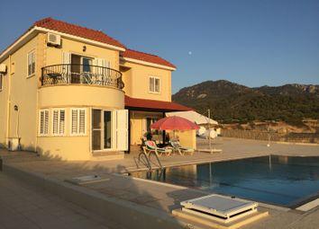 Thumbnail 3 bed villa for sale in No 10 Bahceli Homes, Bahceli, Esentepe, Nc, Bahceli